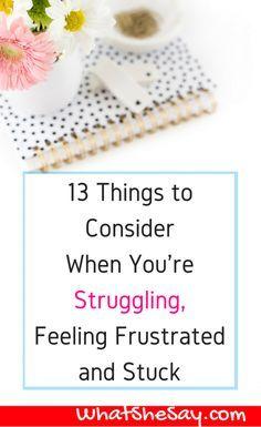 Best 20+ Feeling Stuck ideas on Pinterest | Moving forward ...