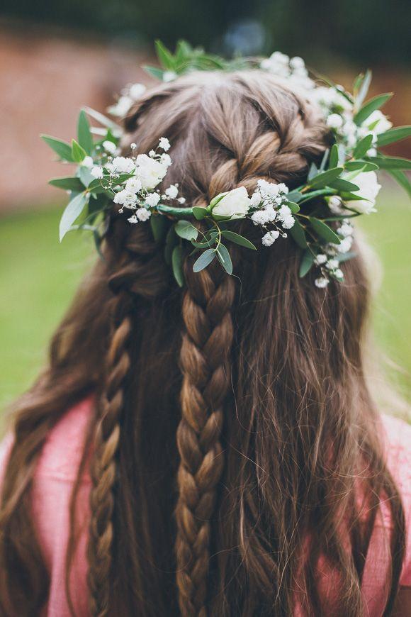 1000 Ideas About Flower Braids On Pinterest Dutch