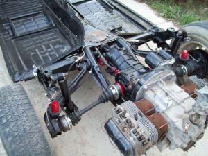 vw beetle irs rear suspension  Google Search | My VW Super Beetle Restore Project | Pinterest
