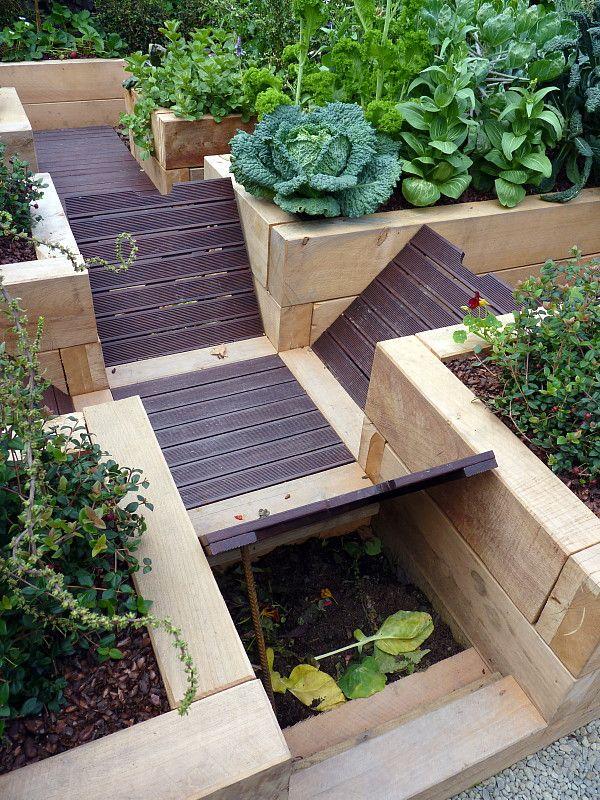 17 best images about potager the modern kitchen garden on pinterest the heritage raised on kitchen garden id=19241