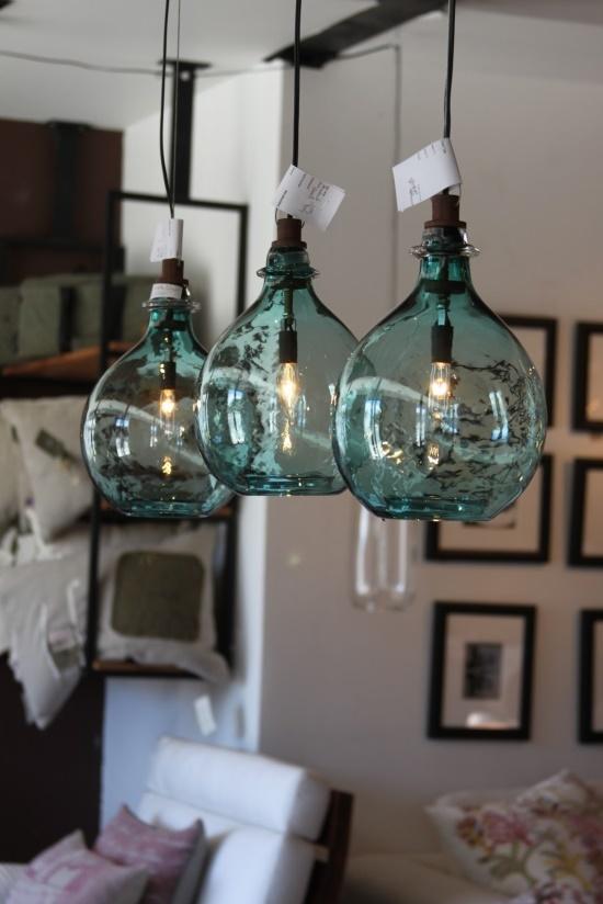 Sea Glass Globe Lights Really Cool Light Fixtures Pinterest Globe Lights