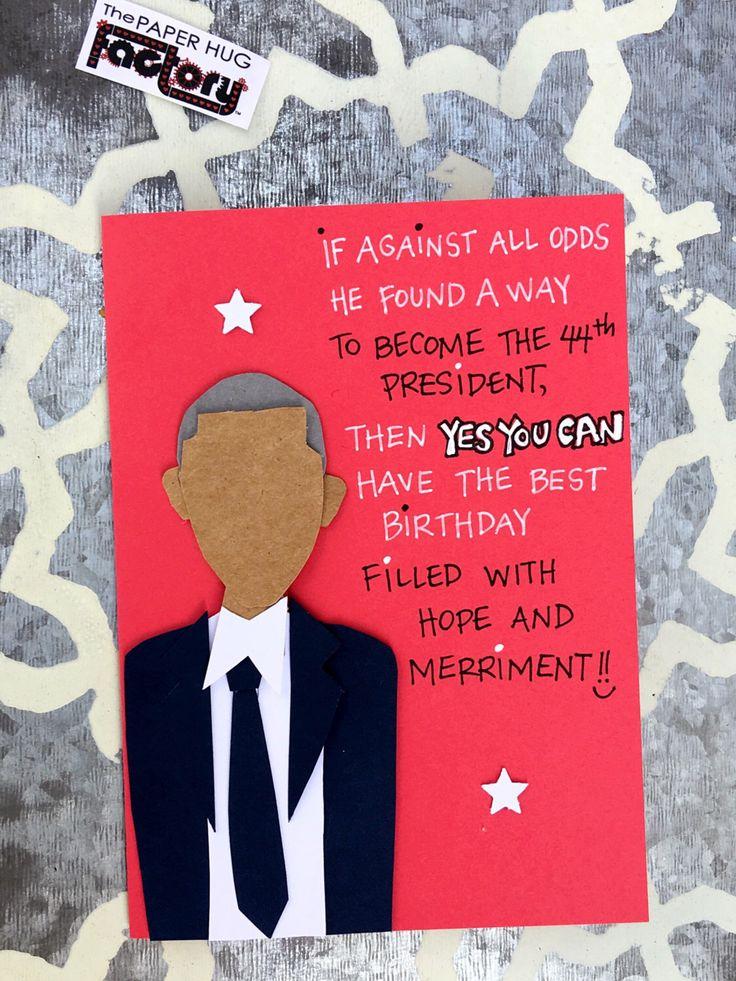 P R E S I D E N T I A L B I R T H D A Y W I S H E S Birthday – Presidential Birthday Card