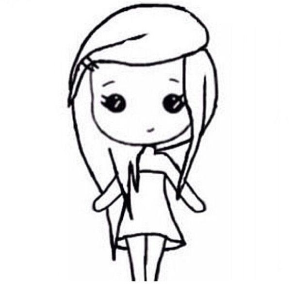Chibi template | things ta draw | Pinterest | Chibi ...