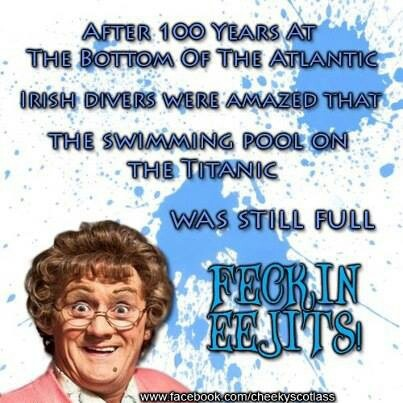 7 best images about Mrs brown humor on Pinterest   Law of ...