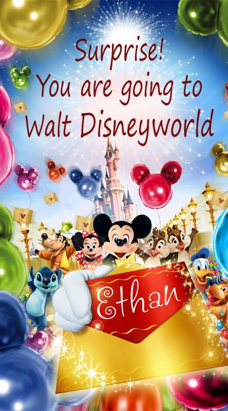 51 Best Images About Disney Surprise Trip Ideas On Pinterest Disney Trips And Trip To Disney