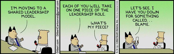 More Dilbert