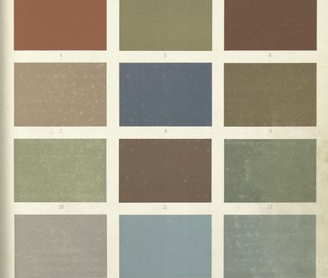 Colours And Tints Most Suitable For Decorative Painting From New York Public Library Digital Collections