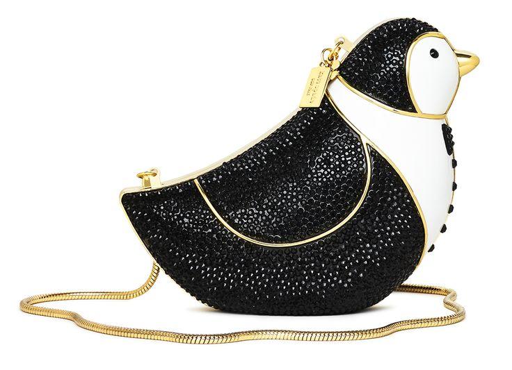 Kate Spade Penguin Suit Clutch Miscellaneous Fashion