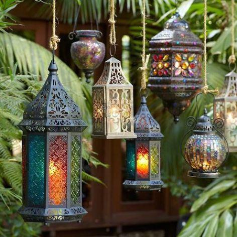 Resultado de imagem para Lanternas balinesas  na decoração
