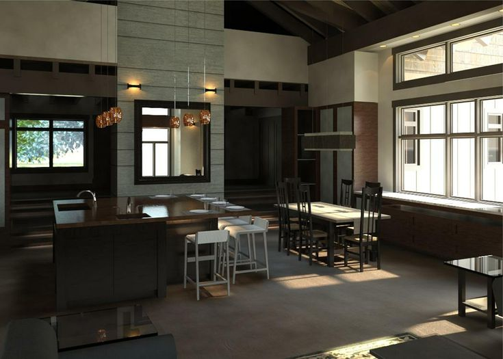 17 best images about revit renders on pinterest models architecture and technology on kitchen interior top view id=54775