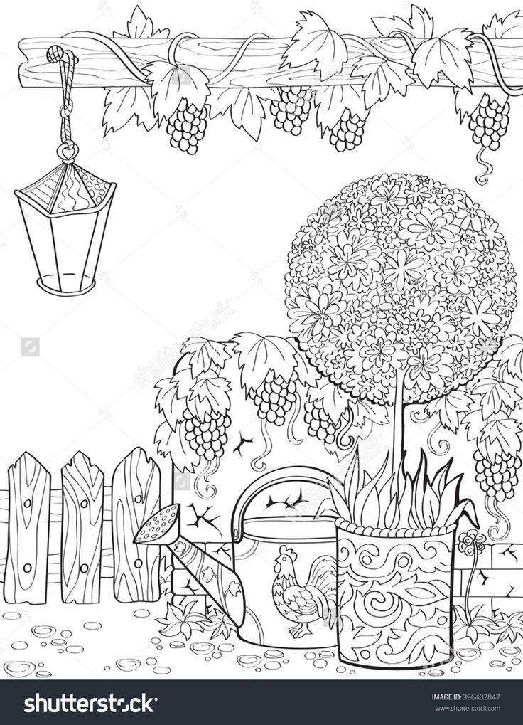2431 Best Images About Coloriages Zentangle Amp Doodles On