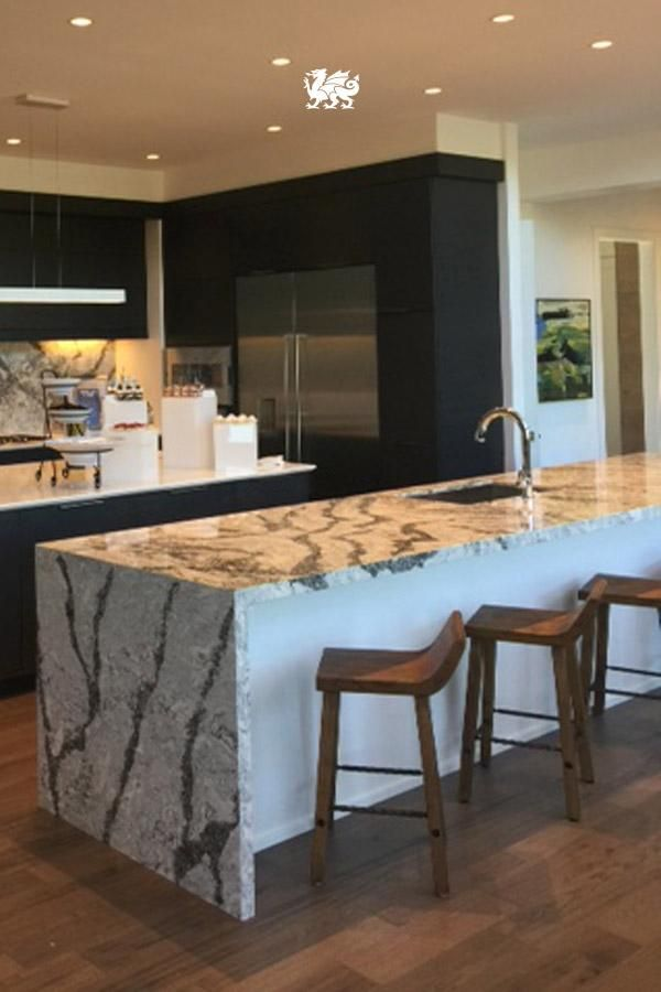 13 best images about kitchen island ideas on pinterest shaker cabinets quartz slab and home on kitchen island ideas black id=77840
