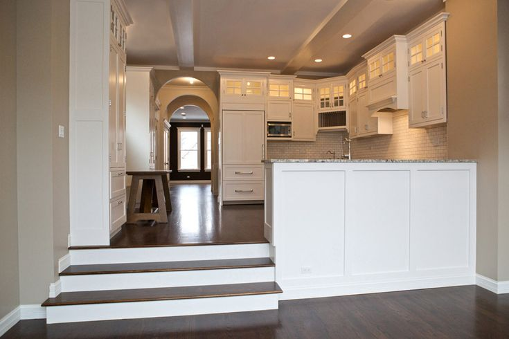 Small Kitchens Built For Entertaining Open Concept