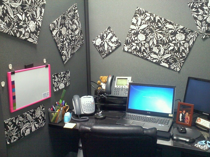 55 Best Cubicle Décor Images On Pinterest