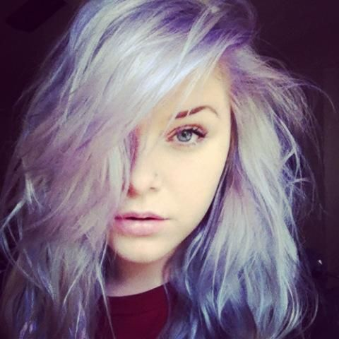 17 best images about hair colours that i want on pinterest blue purple hair