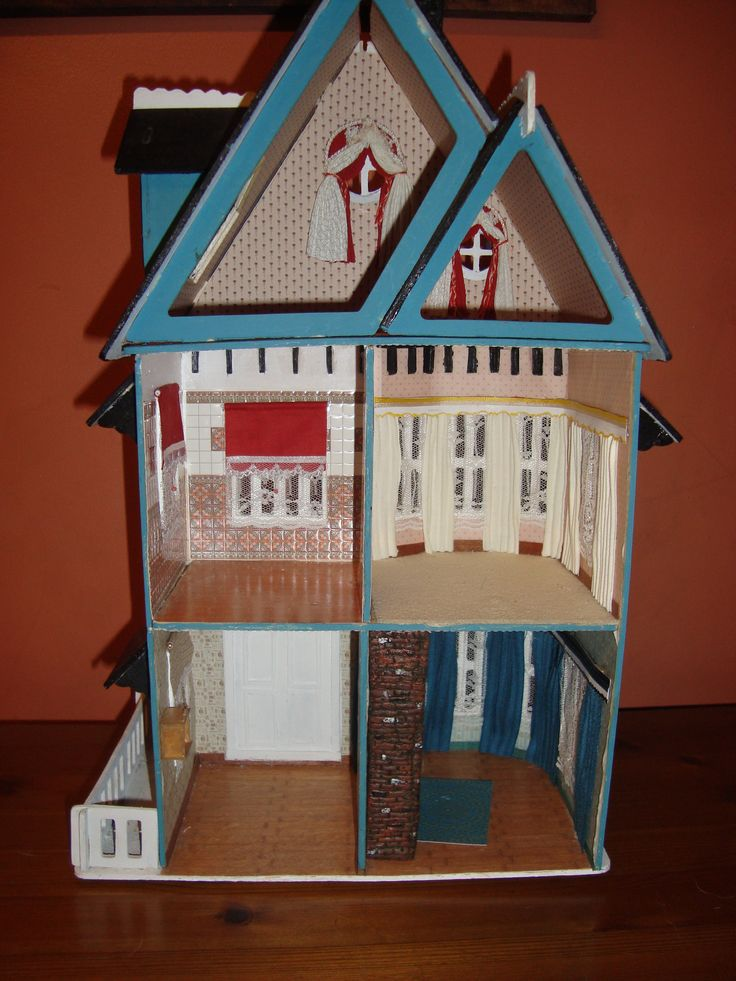 1000 Images About My 124 Gothic Dolls House On Pinterest