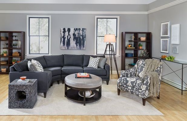 Exciting Kingsley Sofa Boston Interior Images - Simple Design Home .