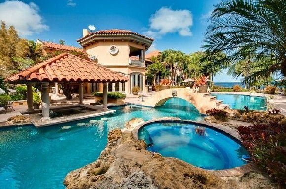 #dream #house #outside #pool #backyard #view #dreamhouse ... on Dream House Backyard id=21256
