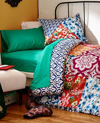 Chinoiserie 3 Piece Full Queen Comforter Set Bed In A