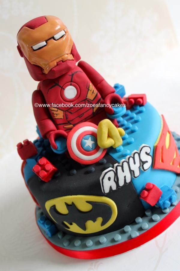 238 Best Images About Lego Cakes On Pinterest Movie