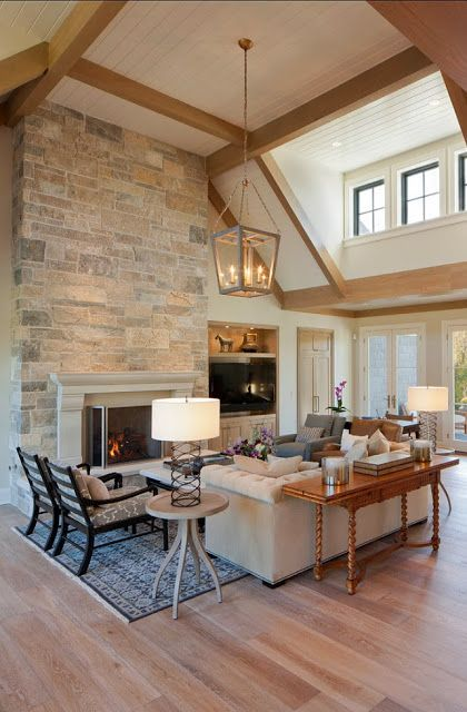 1000 Images About Great Rooms With Vaulted Ceilings On