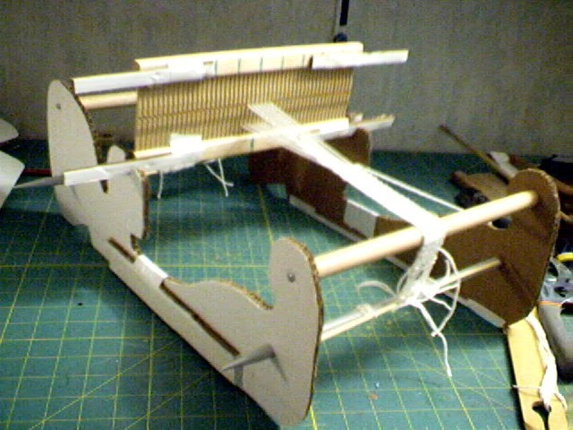 Loom Your Own Heddle Make