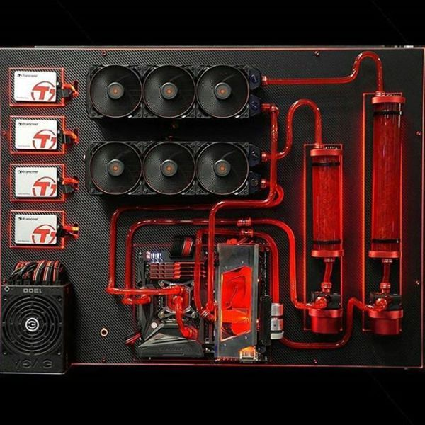 1000+ ideas about Liquid Cooled Pc on Pinterest | Water ...