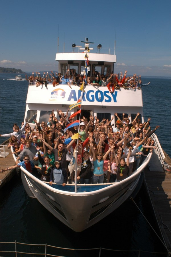 Argosy Cruises - Seattle   Seattle Attractions - Places to ...