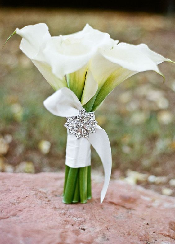 25 Best Ideas About Simple Wedding Bouquets On Pinterest