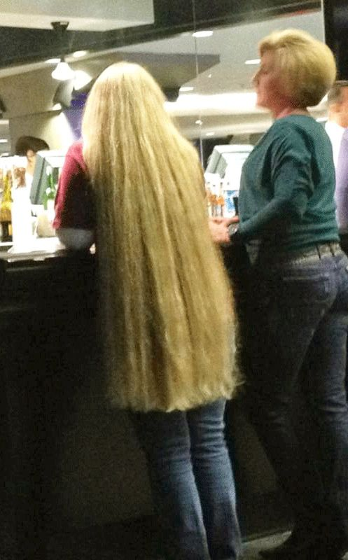 Very Long Thick Healthy Hair Yahoo Image Search Results
