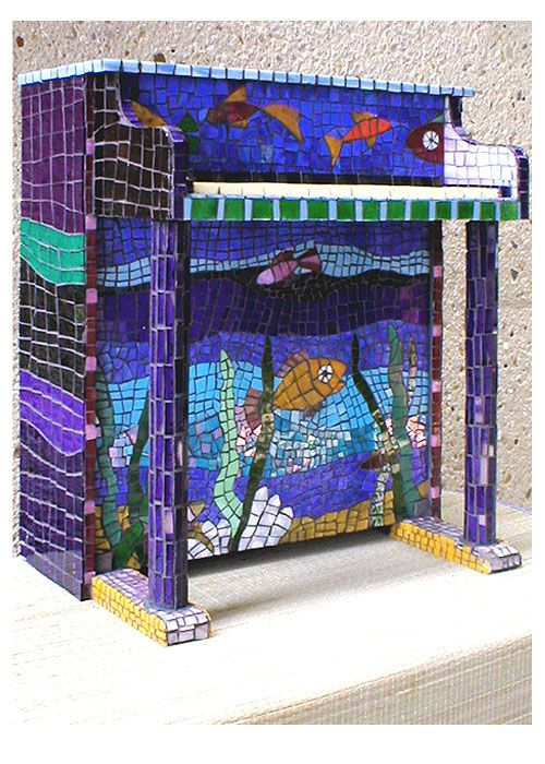 454 Best Mosaic Statues And Sculptures Images On Pinterest