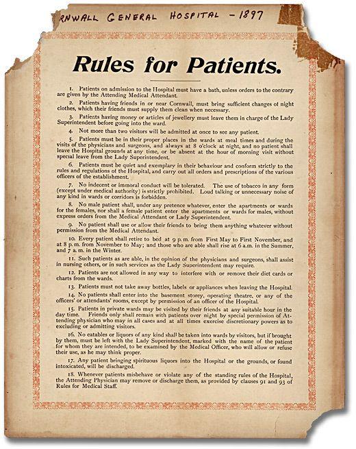 insane asylum patient records - Google Search | insane ...
