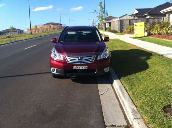 FOR SALE Subaru Outback Station Wagon Year 2009 | Cars ...