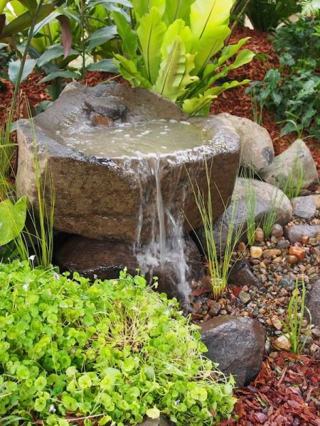 small water garden fountain ideas 25+ best ideas about Small Water Features on Pinterest