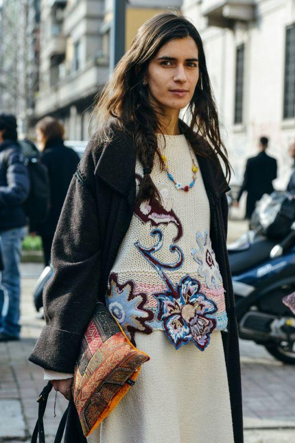 knitGrandeur: Floral Applique