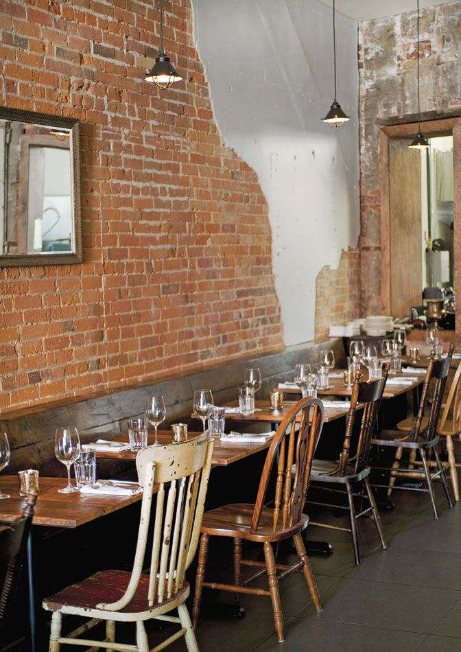 10 Ideas About Rustic Restaurant Interior On Pinterest