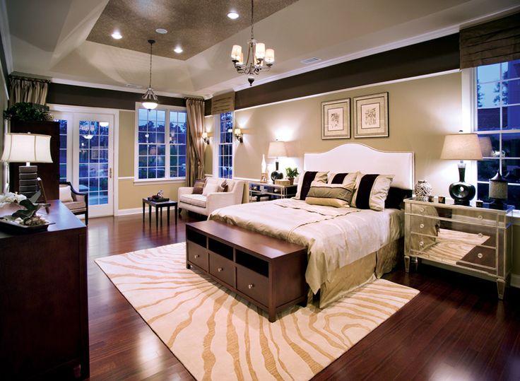 Coastal Master Bedrooms Toll Brothers Coastal Oaks At