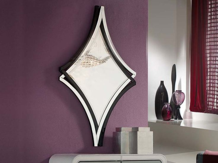 Design Spiegel Modell VEGA Dekoration Beltrn Ihr