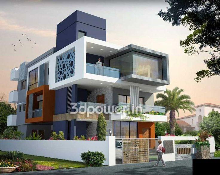 Bungalow Design Rendering Bungalow Home 3d Rendering