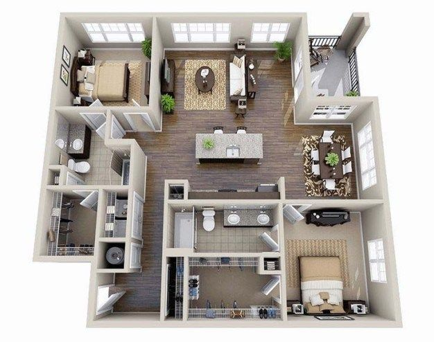 152 Best Images About 3d Plans On Pinterest Young