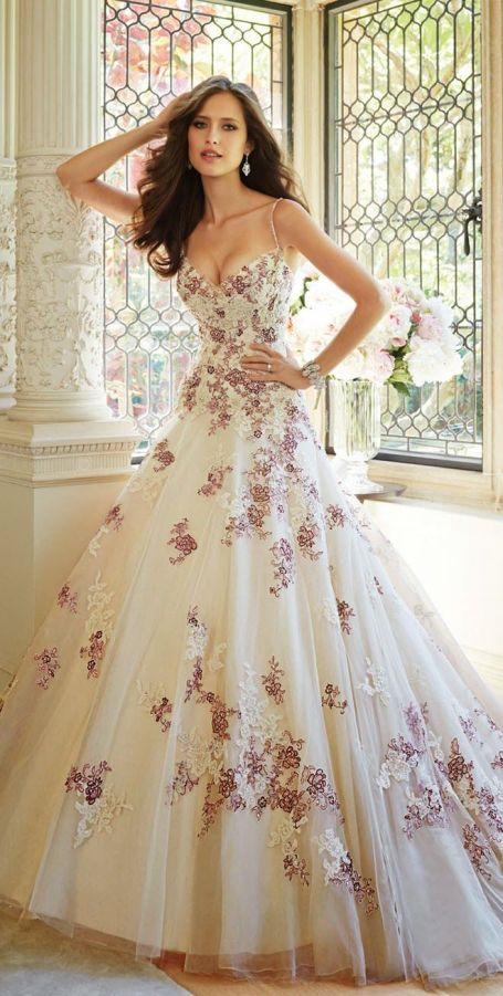 Sophia Tolli Fall 2014 Bridal Collection | bellethemagazine.com: