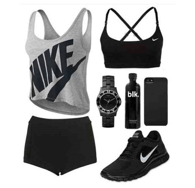 Going to treat myself to some decent workout gear when I reach my first goal