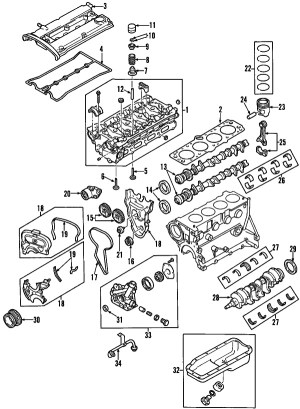 2005 CHEVROLET AVEO Parts  GM Parts  Genuine Replacement