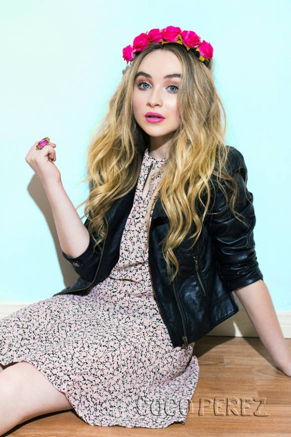 Be inspired by Sabrina Carpenter's full EXCLUSIVE photo ...