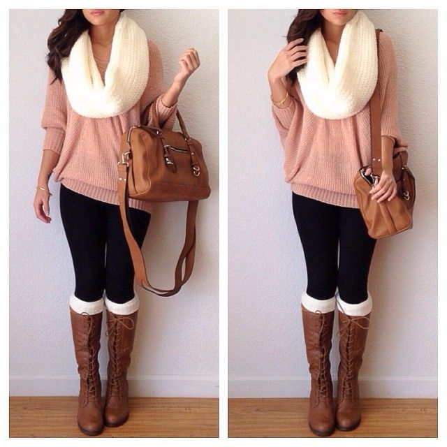 Image Result For Amazing Women Boots Winter Outfits Ideas