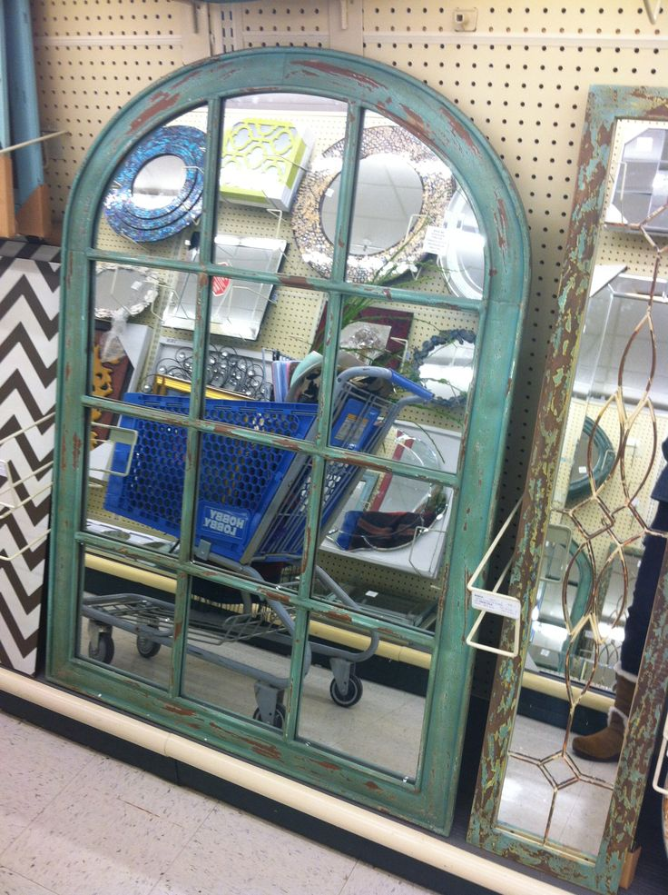 Mirror From Hobby Lobby Decorating Ideas Pinterest