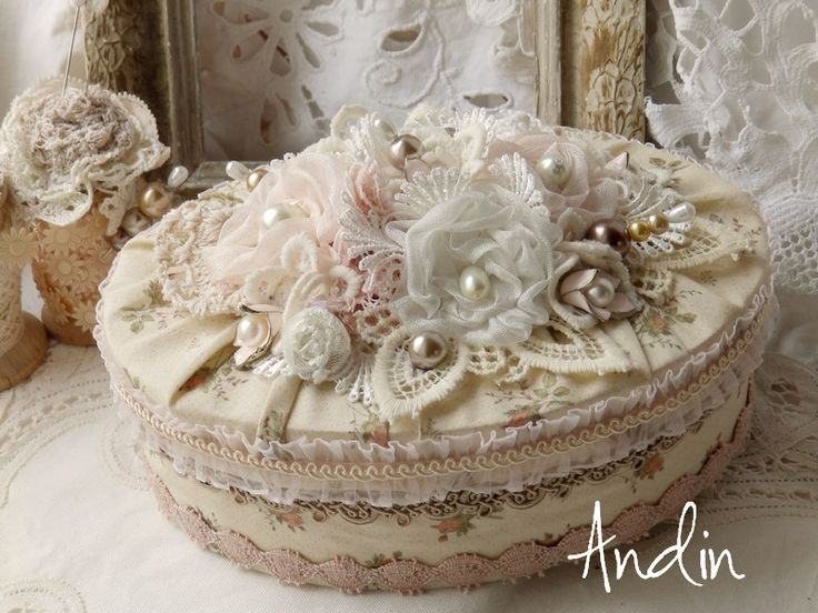 1000 Ideas About Shabby Boxes On Pinterest Decoupage