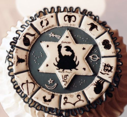 1000 Images About Zodiac Sign Cakes On Pinterest Torte