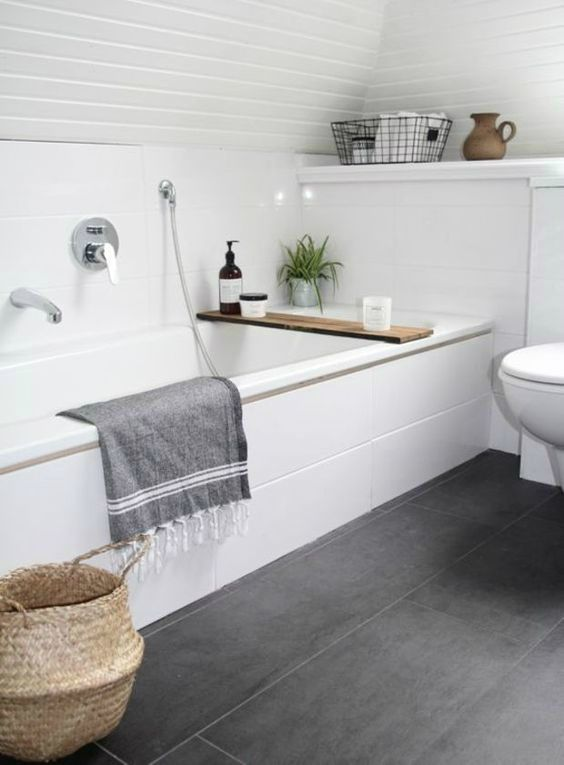 Image result for Five easy ways to create a more spacious bathroom