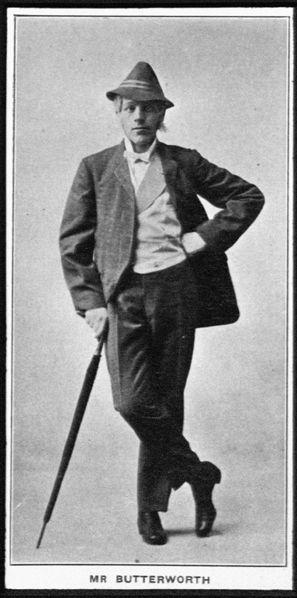 That's Mr. Abadiah Burdock Butterworth! | H.E.W ...